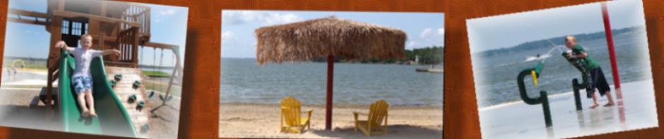 Northshore resort on lake livingston rv sites cabins for Cabins near lake livingston