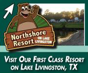Northshore Resort on Lake Livingston